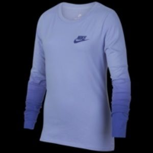 Hard to find Nike ombré shirt YL